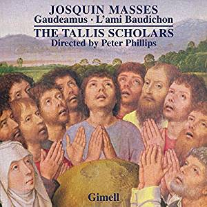Josquin Masses